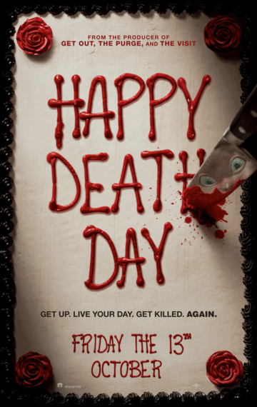 Find Screenings in Your Area for HAPPY DEATH DAY - Gofobo