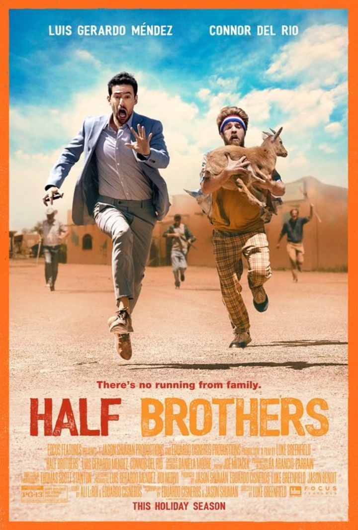 HALF BROTHERS trailer