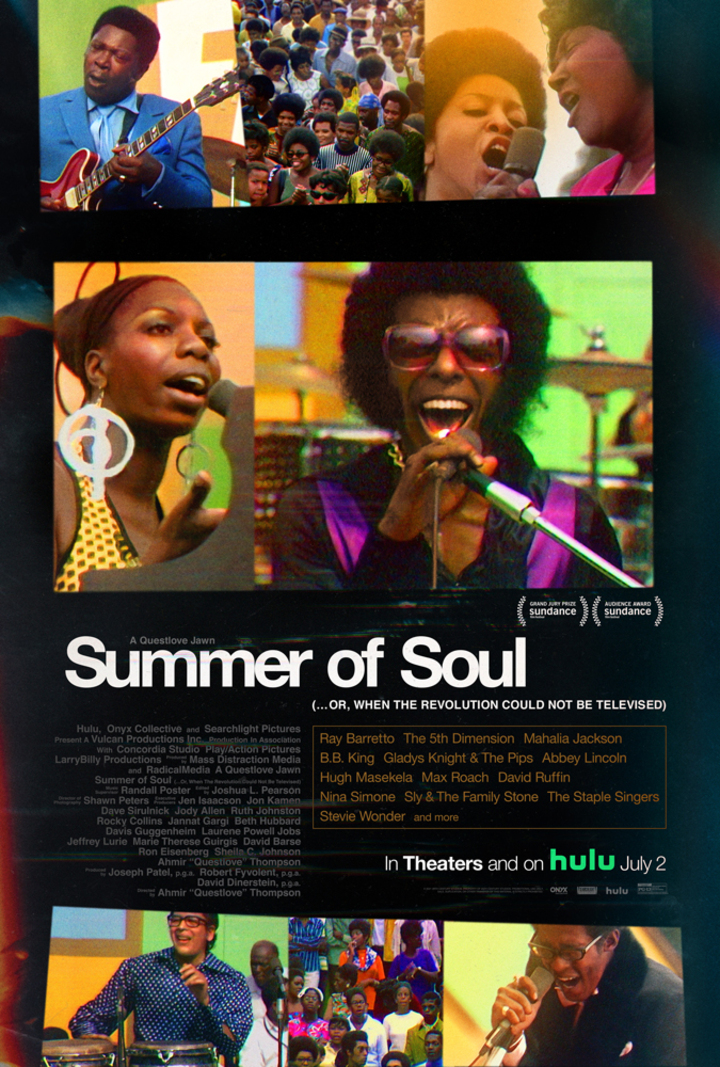 SUMMER OF SOUL (...OR, WHEN THE REVOLUTION COULD NOT BE TELEVISED) trailer