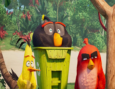 THE ANGRY BIRDS MOVIE 2 Merchandise Sweepstakes